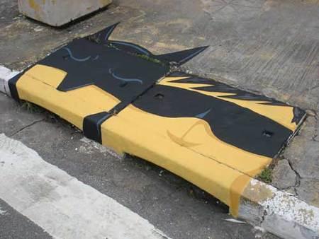 Уличные художники Сан-Пауло делают город веселее. Изображение № 29.