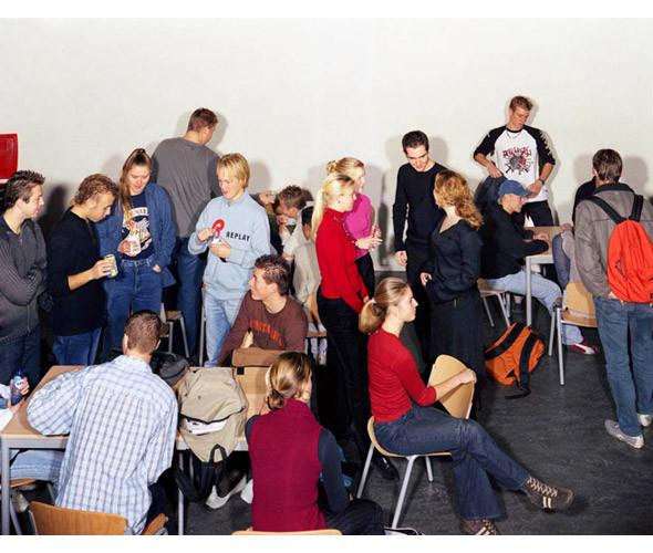 Классный час: Школьники в документальных фотографиях. Изображение № 93.