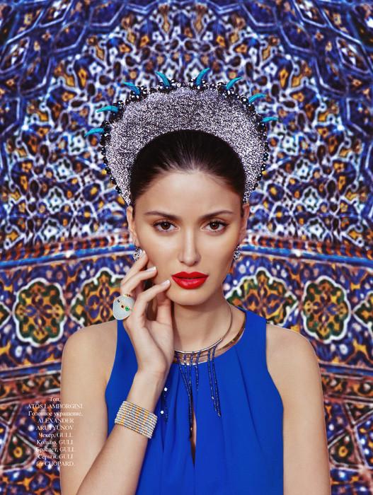 Летний выпуск L'OFFICIEL Central Asia . Изображение № 6.