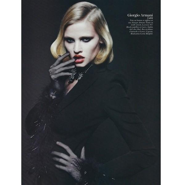 Изображение 28. Съемки: Harper's Bazaar, Industrie, Vogue и другие.. Изображение № 75.