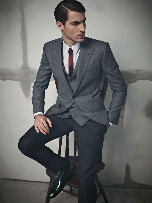 Лукбук: Dolce & Gabbana FW 2011 Men's. Изображение № 11.