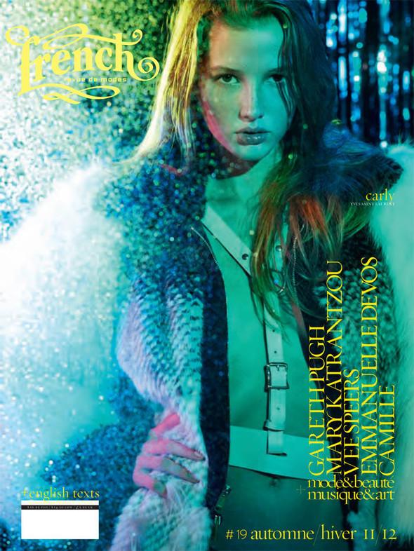 Обложки: Аджак Денг, Сабрина Нет, Шарлотта Фри и другие модели для French Revue De Modes. Изображение № 10.