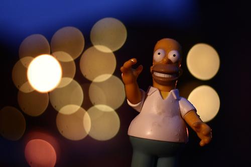 Пара дней изжизни Гомера Симпсона. Изображение № 46.