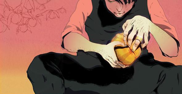 Рисунки американского иллюстратора Марко Шина.. Изображение № 24.
