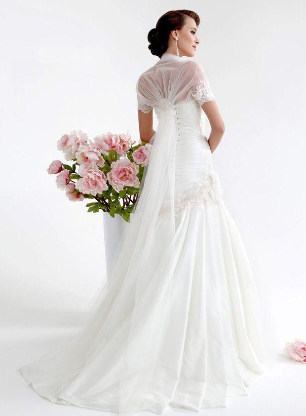 Свадебная Коллекция  от дизайнера Татьяна Каплун-Kookla 2013 ( Simple White ). Изображение №9.