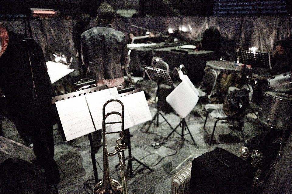 «Три четыре»: Фоторепортаж с репетиции оперы в подвале Москва-Сити. Изображение № 17.
