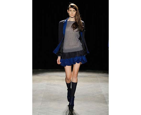 Неделя моды в Нью-Йорке: второй день. Изображение № 86.