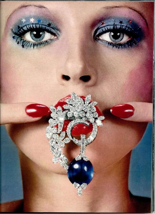 Архивная съёмка: Роланд Бьянчини для L'Officiel, 1972. Изображение № 3.