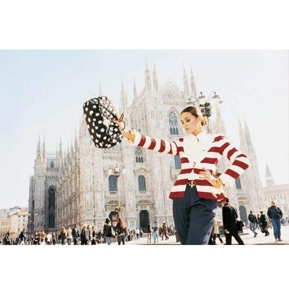 Новые рекламные кампании: Max Mara, Moschino и Calliope. Изображение № 7.