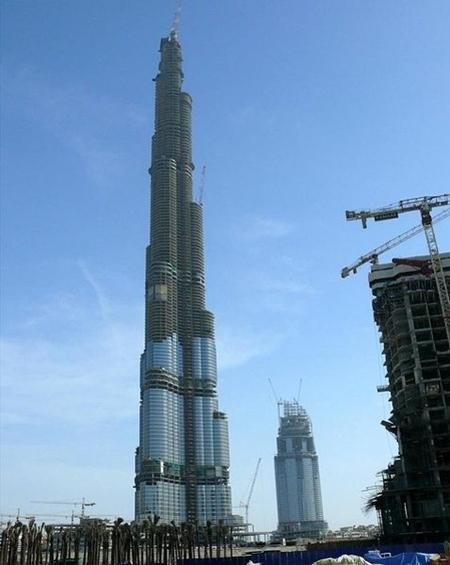 Высочайшее здание наземле. Изображение № 5.