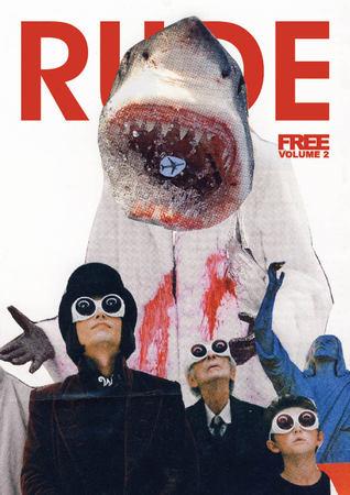 RUDE #2 – pdf-журнал офотографии ииллюстрации. Изображение № 1.