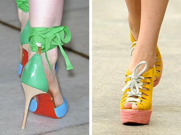 Walking in my shoes: 10 тенденций обуви весны-лета 2011. Изображение № 68.