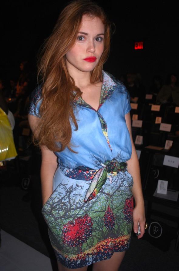 Street Fashion @ NYFW. Изображение № 10.
