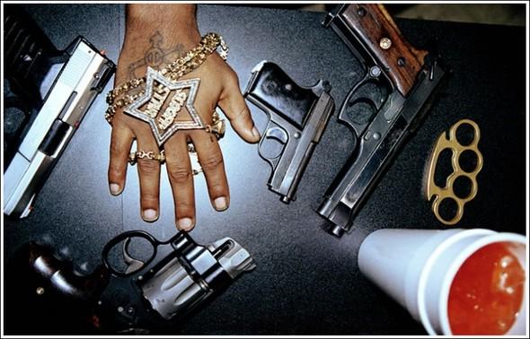 Жизнь Гетто – ItAin't Nothing Just Hip-Hop Music. Изображение № 1.