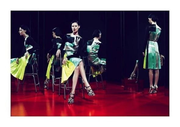 Изображение 45. Рекламные кампании: Celine, Marc Jacobs, Miu Miu и другие.. Изображение № 51.