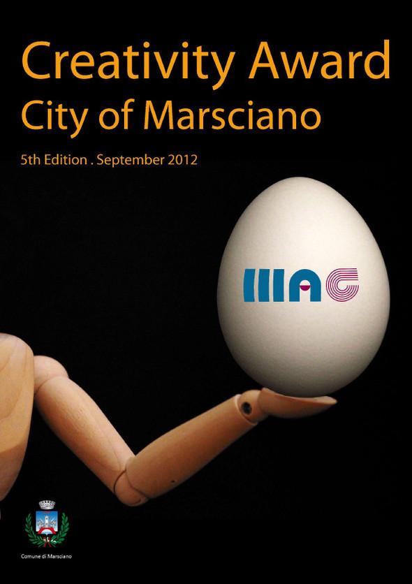 """Kонкурс современного искусства """"Creativity Award City of Marsciano"""" . Изображение № 1."""