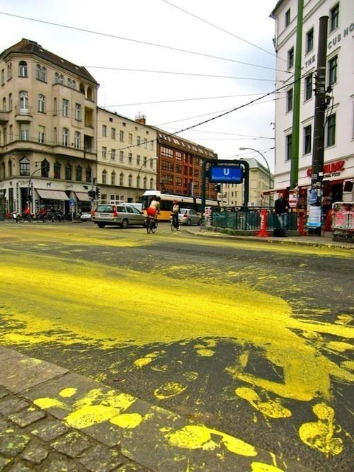 Разукрашенные дороги Берлина. Изображение № 3.