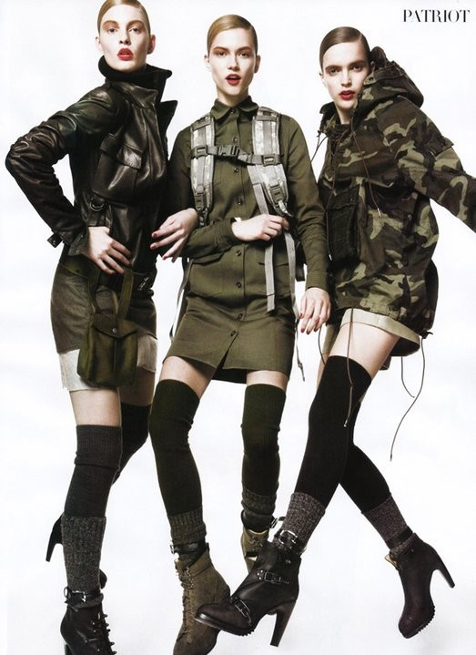 Vogue May 2010 ( Paris, US, China). Изображение № 29.