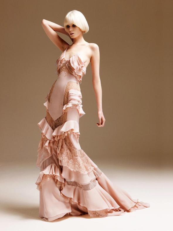 Изображение 133. Лукбуки: Atelier Versace, Sandro, Sonia by Sonia Rykiel и другие.. Изображение № 22.