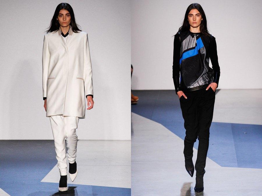 Неделя моды в Нью-Йорке: Первые показы. Изображение № 6.