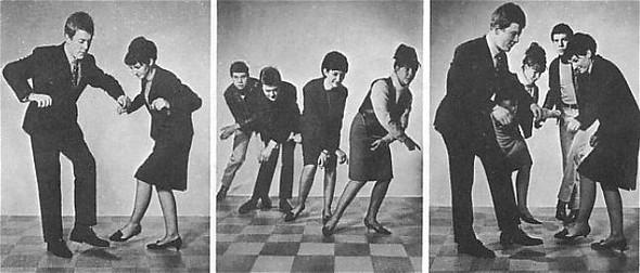 Танцы 60-х годов. Изображение № 5.