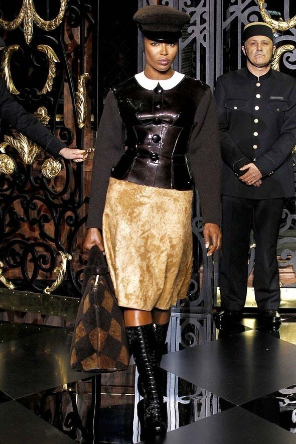 Изображение 37. Louis Vuitton Fall 2011.. Изображение № 37.