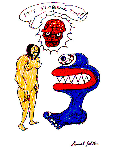 Daniel Johnston Hi, How Are You?. Изображение № 20.