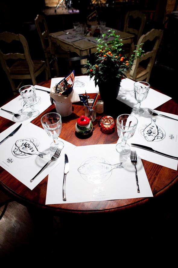 Торжественное открытие ресторана на воде REGATTA. Изображение № 6.