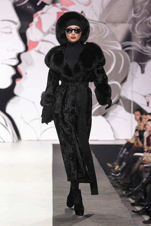 """Коллекция """"La Femme Magnifique"""" Модного Дома Игоря Гуляева. Изображение № 38."""