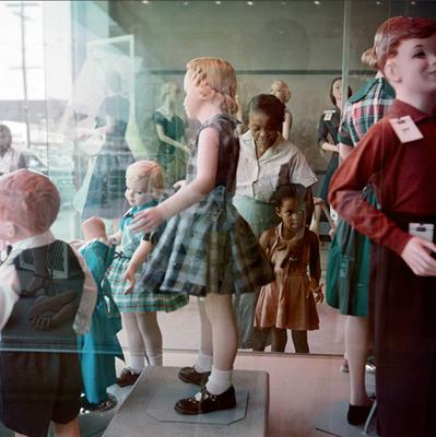 Белый против черного: Расовая сегрегация в Америке 50-х. Изображение № 2.