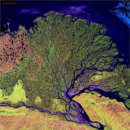 Фотографии Земли, снятые соспутников NASA. Изображение № 11.