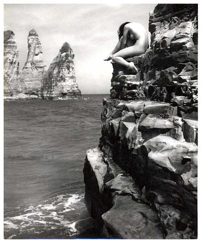Части тела: Обнаженные женщины на фотографиях 50-60х годов. Изображение № 18.
