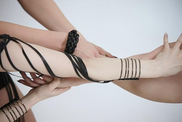 Кампания: Балерины для Bliss Lau FW 2011. Изображение № 19.
