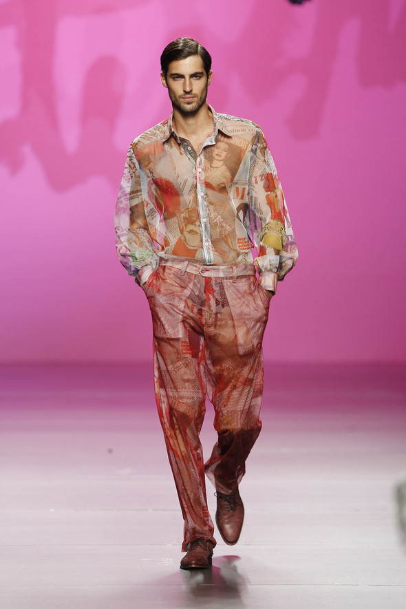 Madrid Fashion Week SS 2012: Francis Montesinos. Изображение № 27.