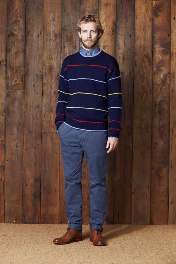 Ben Sherman Lookbook AW11. Изображение № 15.