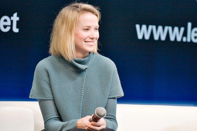 Генеральный директор Yahoo Марисса Майер. Изображение № 1.