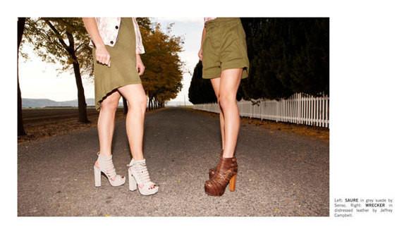 Изображение 4. Лукбуки обуви: Jeffrey Campbell, Modern Vintage и Solestruck.. Изображение № 20.