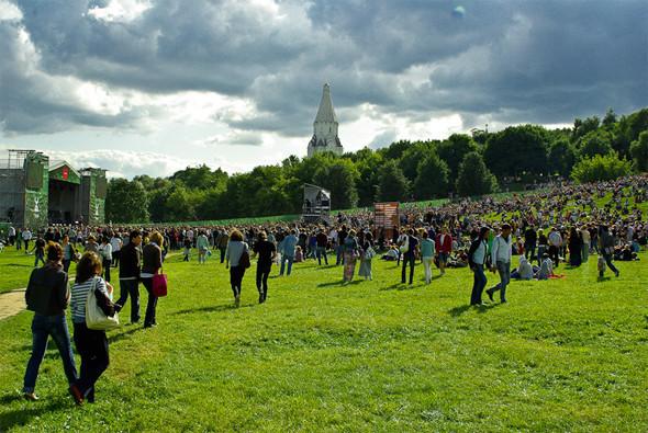 Изображение 1. «Пикник Афиши» объявляет первых участников фестиваля.. Изображение № 1.