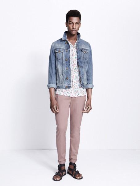 Мужские лукбуки: Louis Vuitton, Adidas и другие. Изображение № 6.