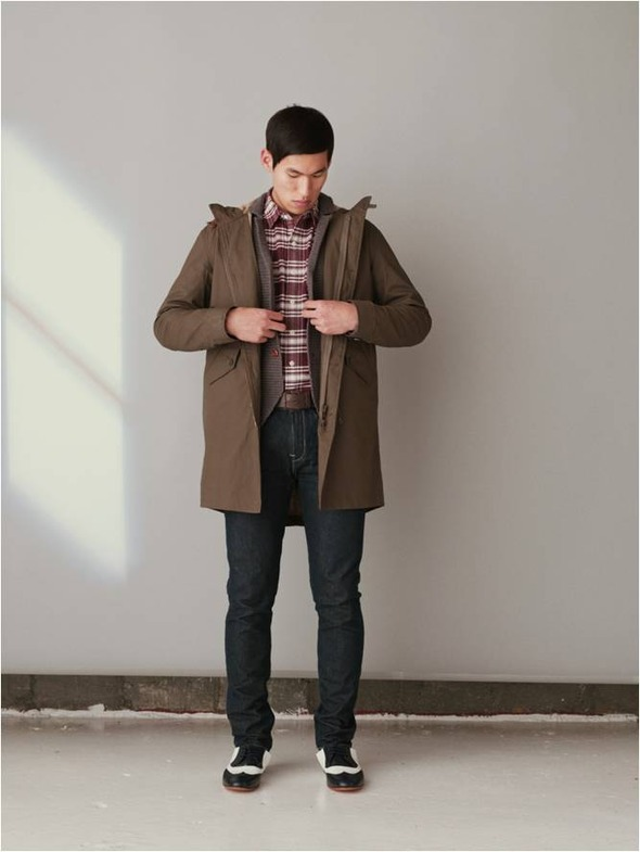 Lookbook: Levi's Red Tab Men FW'12. Изображение № 4.