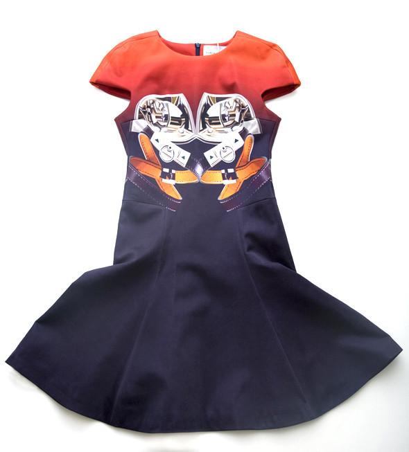 Вещь дня: платье Mary Katrantzou. Изображение № 5.