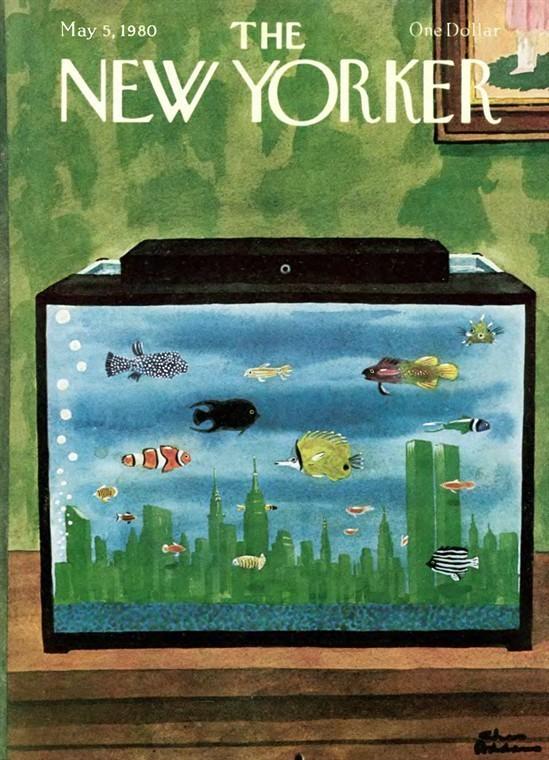 Обложки TheNew Yorker. Изображение № 56.