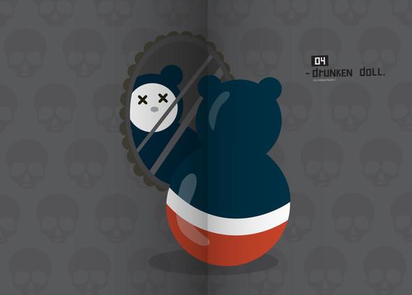 Гоу Гоу Зомби! - Иллюстратор из Санкт-Петербурга. Изображение № 36.