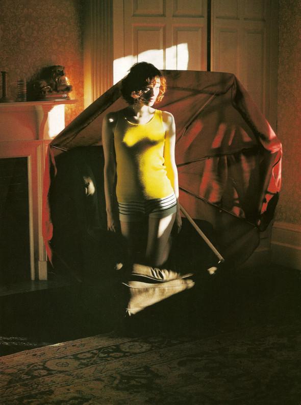 Архивная съёмка: Карен Элсон в объективе Тима Уокера. Изображение № 2.