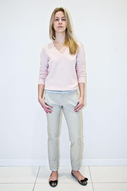 Встречайте по одежке: женские образы от Uniqlo. Изображение № 5.
