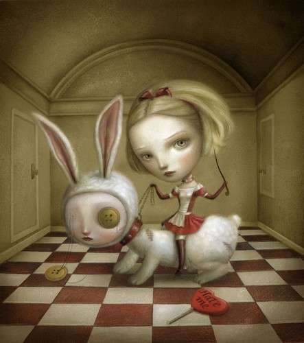 Nicoletta Cecolli [не]детские иллюстрации изИталии. Изображение № 7.