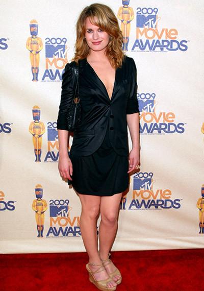 Наряды сMTV Movie Awards 2009. Изображение № 33.