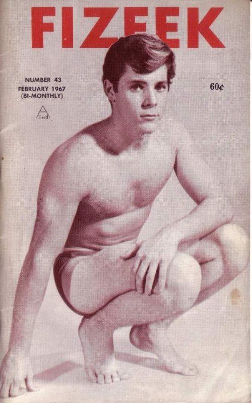 Эротические журналы середины 20-го века. Изображение № 11.