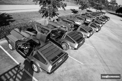DeLorean. Автомобиль-легенда. Часть 1. Изображение № 5.