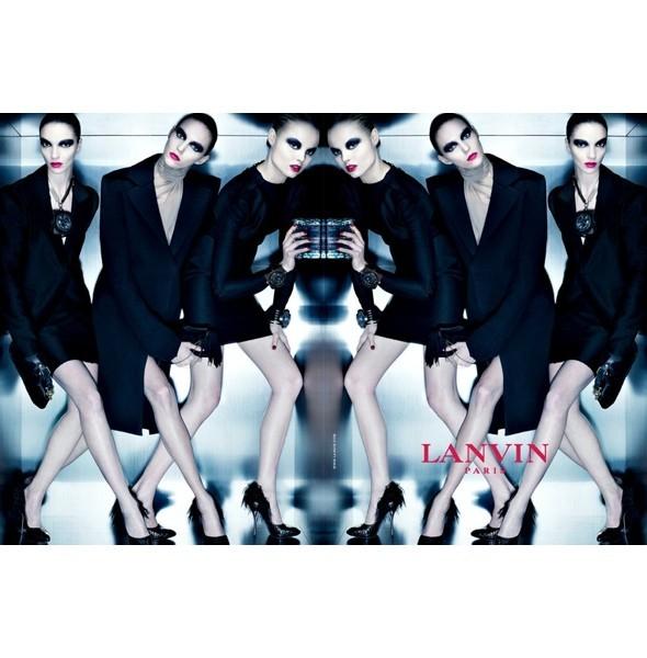 Новые кампании: Alexander Wang, Aquascutum, Lanvin. Изображение № 18.